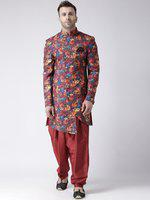 Hangup Sherwani Set One Top And One Bottom Set Available In And Pattern,