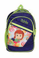 Kim Bag House smart school Bag II Backpack II Multiuse bag 20 L Backpack(Blue)