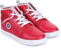 Marvel Boy's Sneakers-10 Kids UK/India (28 EU) (MAPBCS1871,RED)