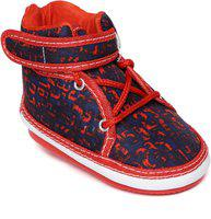 CHUTPUT Boys & Girls Lace Casual Boots(Multicolor)