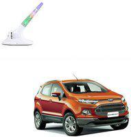 Mizzeo A631272 Wind Powered LED Light Car Antenna White A631272 Wind Powered LED Light Car Antenna White Whip Vehicle Antenna