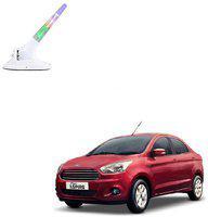 Mizzeo A631137 Wind Powered LED Light Car Antenna White A631137 Wind Powered LED Light Car Antenna White Whip Vehicle Antenna