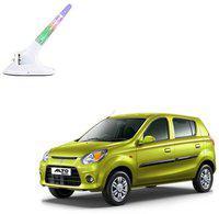 Mizzeo A631089 Wind Powered LED Light Car Antenna White A631089 Wind Powered LED Light Car Antenna White Whip Vehicle Antenna