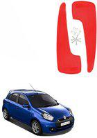 AutoKraftZ Front Mud Guard For Renault Duster NA(Red)
