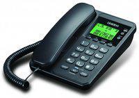 UNIDEN AS6404 Corded Landline Phone(Black)