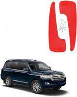 AdroitZ Front Mud Guard For Toyota Innova NA(Red)