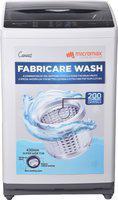 Micromax 6.5 kg Fabricare Wash Fully Automatic Top Load Grey(MWMFA651TTSS2GY)