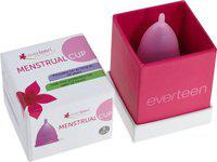 everteen Small Reusable Menstrual Cup(Pack of 1)