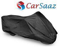 Carsaaz Two Wheeler Cover for Honda(Dazzler, Grey)