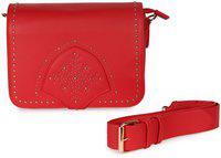 NOAM Red Sling Bag