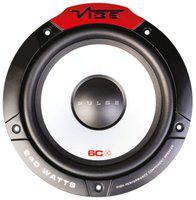 Vibe PULS Powerful PULS 6C-V4 Coaxial Car Speaker(240 W)