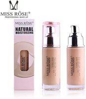 miss rose MISSROSE LIQUID FOUNDATION CREAM BEIGE-2 Foundation(BEIGE, 100 ml)