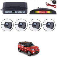 Vocado PSBLK7647PST4337 Parking Sensor Black for 300PS4850 Parking Sensor(Ultrasonic Systems)
