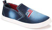 Swiggy Casual Loafer & Moccasins Shoes,PVC .Slip-On For Men (3197) Slip On Sneakers For Men(Multicolor)