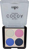 Odbo Silky Cocoa Eyeshadow 8 g(01)