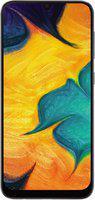 Samsung Galaxy A30 (Black, 64 GB)(4 GB RAM)