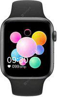 sabira U78 PLUS Smart Watch, calling function(Black Strap, Size : free size)