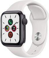 KAYRA W26 Series 6 Smartwatch(White Strap, Free Size)