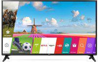 LG 123 cm (49 inch) Full HD LED Smart TV(49LJ554T)