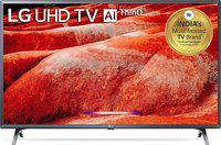 LG 108 cm (43 inch) Ultra HD (4K) LED Smart TV(43UM7780PTA)