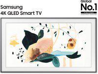 SAMSUNG The Frame 2020 Series 138 cm (55 inch) QLED Ultra HD (4K) Smart TV(QA55LS03TAKXXL)