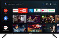 Haier 102 cm (40 inch) Full HD LED Smart Android TV(LE40K6600GA)