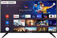 Thomson 108 cm (43 inch) Full HD LED Smart Android TV with Bezel Less Display(43PATH0009 BL)
