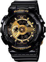 CASIO BX015 Baby-G ( BA-110-1ADR ) Analog-Digital Watch - For Women