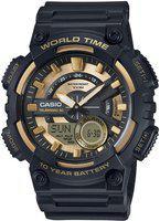 CASIO AD206 Youth Combination ( AEQ-110BW-9AVDF ) Analog-Digital Watch - For Men