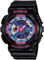 Casio B150 Baby-G ( BA-112-1ADR ) Analog-Digital Watch - For Women