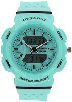 MAXIMA MAX-52082PPAN Analog-Digital Watch - For Women