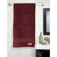 Parelle Zero Twist Cotton Bath Towels in Purple Colour Cannon