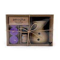 Iris Amogha Vaporizer Lavender Ceramic Scented Oil in Lavender Colour HomeTown