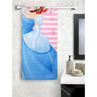 Spaces Cotton Bath Towel in Princess Colour HomeTown