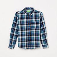 BOSSINI Checked Casual shirt