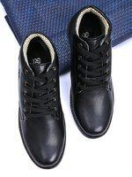 Sir Corbett Men's Black Casual Shoe (6)