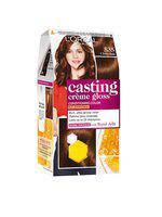 LOreal Paris Casting Creme Gloss Hair Color - Chocolate 535 87.5g plus 72ml
