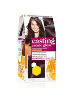 LOreal Paris Casting Creme Gloss Hair Color - Burgundy 316 87.5g plus 72ml