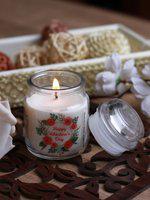 Resonance White Aphrodisiac Vanilla Scented Candle