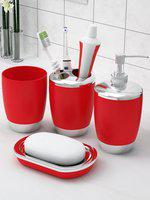Story@home Set of 4 Bathroom Accessories
