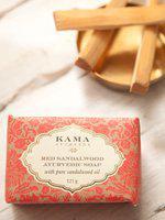 KAMA AYURVEDA Red Sandalwood Ayurvedic Soap 125 g