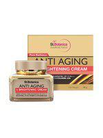 St.Botanica Unisex Pure Radiance Anti Aging & Face Brightening Cream 50 gm
