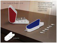 Mini Tool kit (A shape)(Set Of 2 pc)-G10