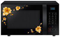 Samsung 21 ltr Convection Microwave Oven - CE77JD-QB/TL , Black
