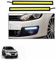 A2D White LED Lights Fog Light Car DRL Day Time Running Lights-Ssangyong Rexton