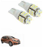 A2D PL1 Super LED Car Headlight White Parking Lights Set Of 2-Honda Mobilio