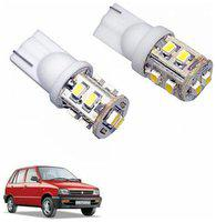 A2D PL2 Super LED Car Headlight White Parking Lights Set Of 2-Maruti Suzuki 800