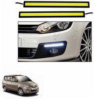 A2D 6000K White LED Lights Fog Light Car DRL Day Time Running Lights-Chevrolet Enjoy