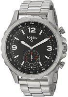 Fossil Q NATE hybrid Wrist Watches Men Watch-FTW1123