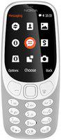 Nokia 3310 Dual SIM Grey 2017